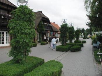 Ostseeheilbad Zingst: Strandstraße